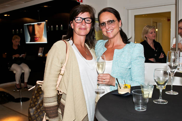 Ann-Charlotte Körberg & Tanja Fylking