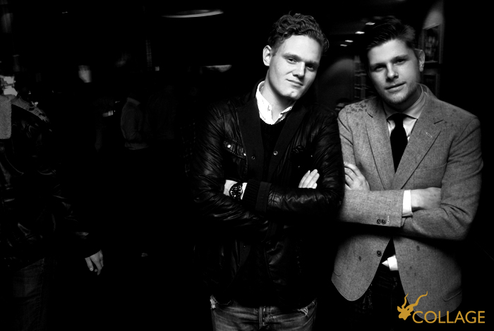 Joel & Fabian Ström
