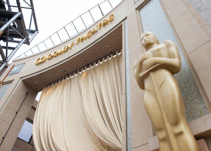 Galan hölls i vanlig ordning på Dolby Theatre.