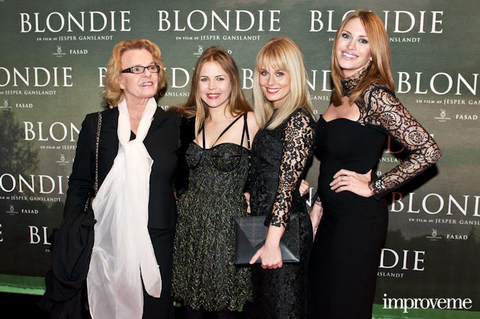 Marie Göranzon, Alexandra Dahlström, Helena af Sandeberg & Carolina Gynning