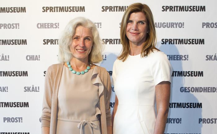 Mia Sundberg och Ingrid Leffler
