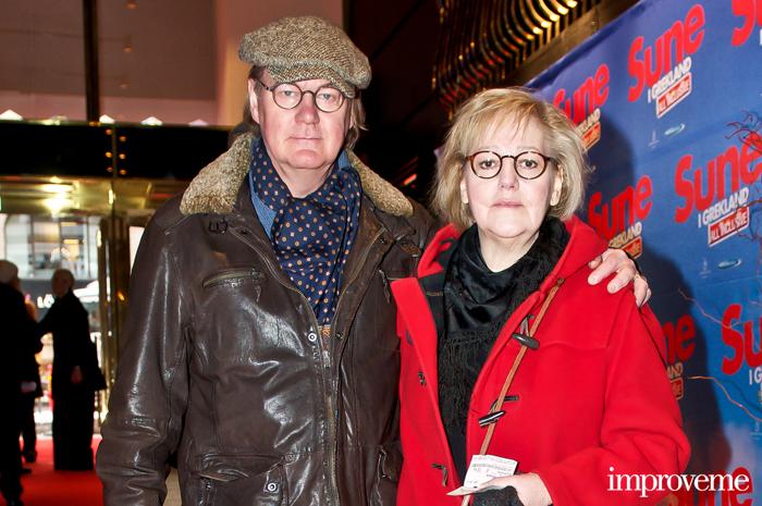 Peter Haber & Lena T Hansson
