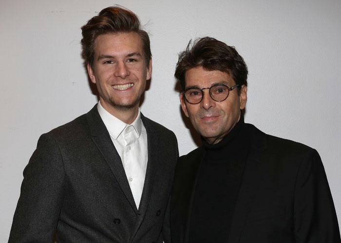 Simon och Niklas Strömstedt