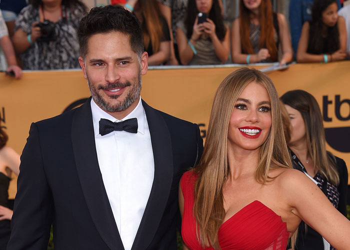 Joe Manganiello och Sofia Vergara