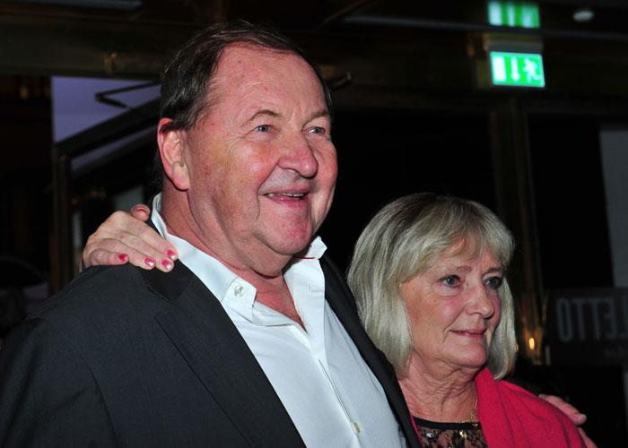Roy Andersson och Ingmarie