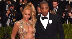 Beyoncé och Jay Z