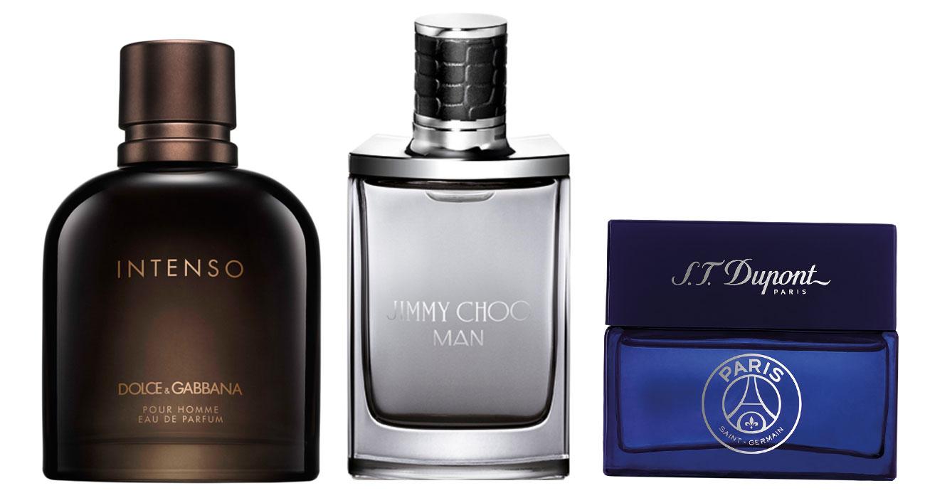 parfym för män topplista