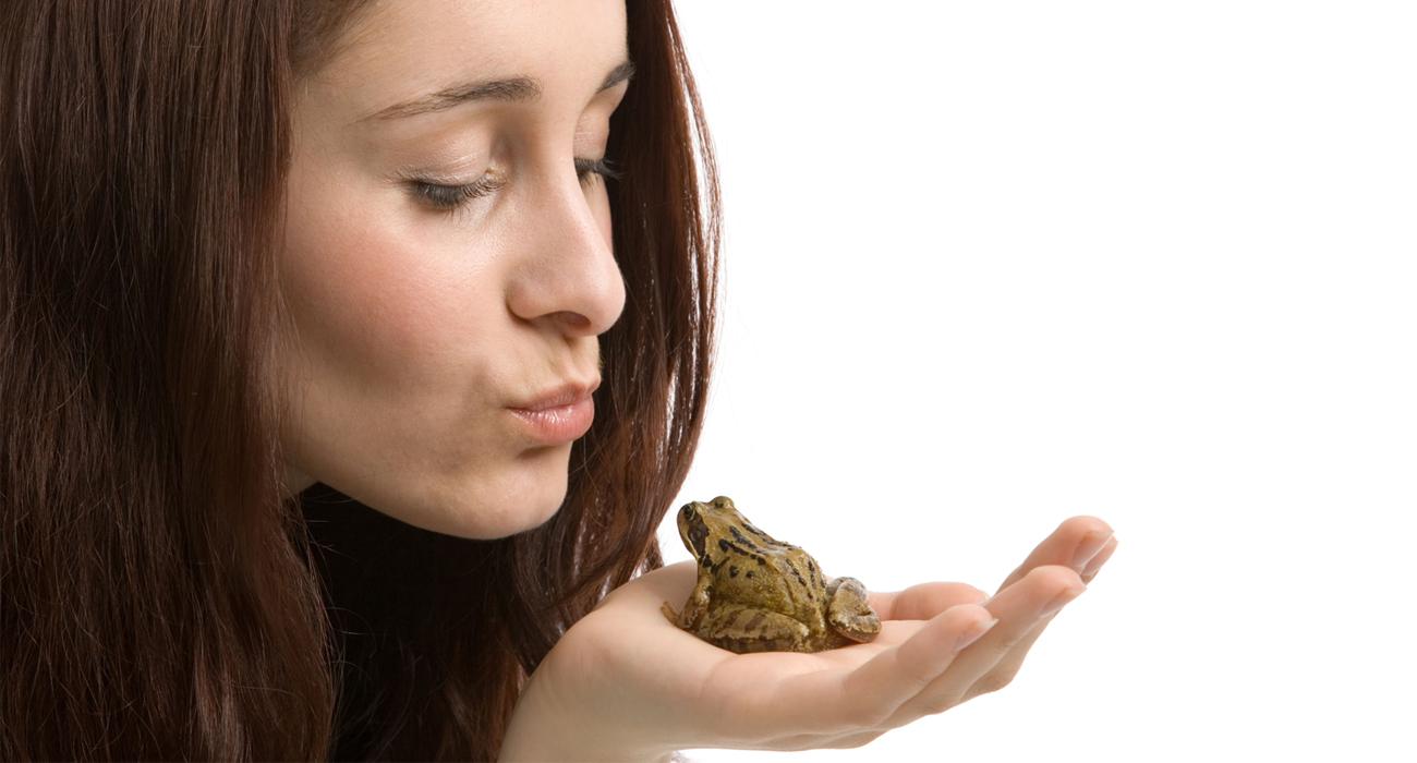 kyss en groda dating