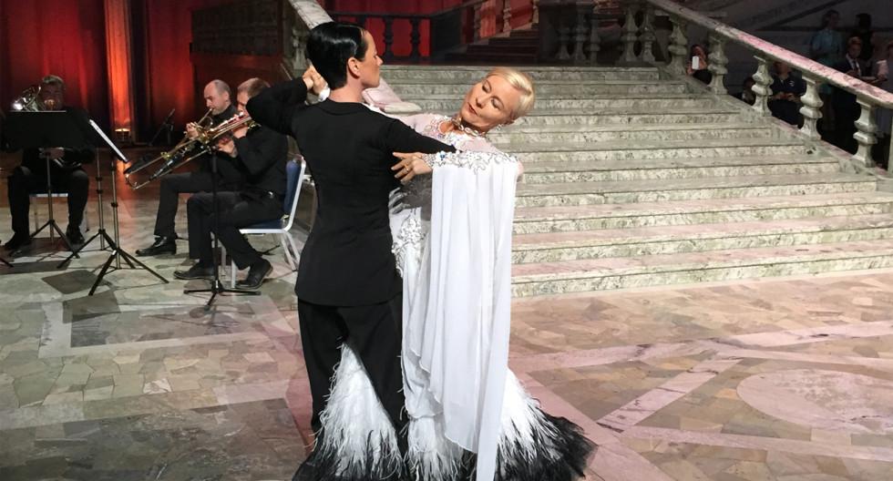 Samkönad dans är en av sporterna i Eurogames.