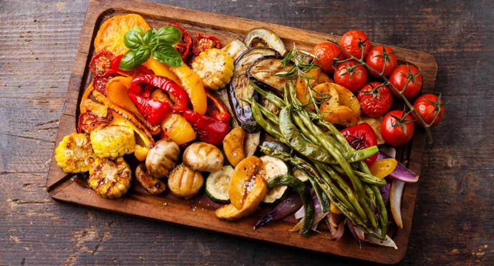 Vegetariskt är poppis bland svenska folket.