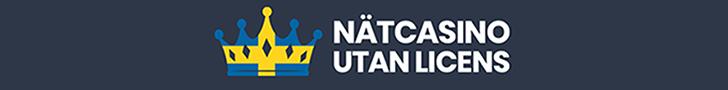 nätcasino utan licens